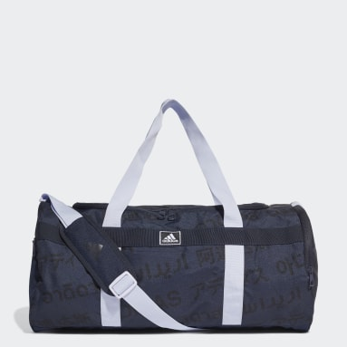 Volleyball Blue 4ATHLTS Duffel Bag Medium