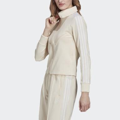 Veste de survêtement Adicolor Classics blanc Femmes Originals