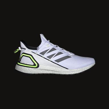 Běh bílá Boty Ultraboost 20 Explorer