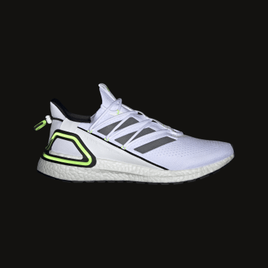 Running White Ultraboost 20 Lab Shoes