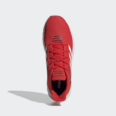 Tenis Asweerun Rojo Hombre Running