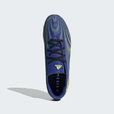 Chaussure Nemeziz .4 Multi-surfaces Bleu Hommes Football