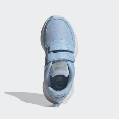 Scarpe Tensaur Run Blu Bambini Running