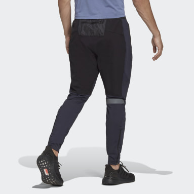 Men Running Black adidas COLD.RDY Running Joggers