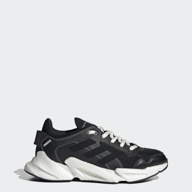 Women Running Black Karlie Kloss X9000 Shoes
