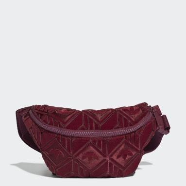 Kvinder Originals Burgundy Bæltetaske