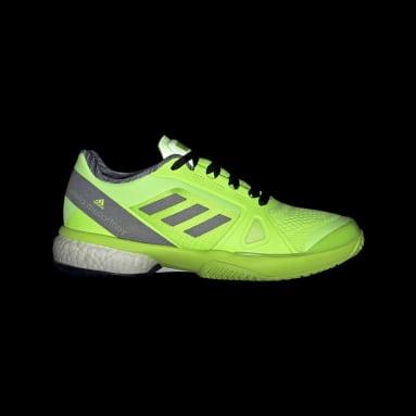 Women's adidas by Stella McCartney Green Stella McCartney Tennis Shoes
