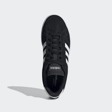 Chaussure Grand Court Noir Tennis