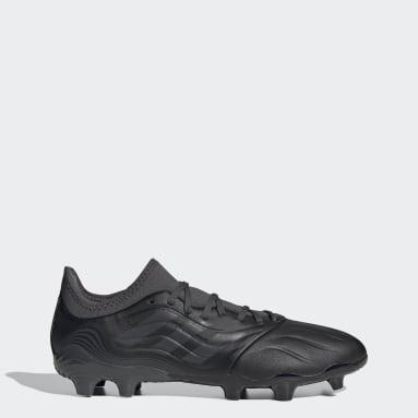 Football Black Copa Sense.3 Firm Ground Boots