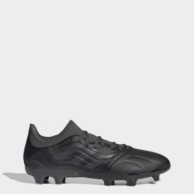 Men Football Black Copa Sense.3 Firm Ground Boots