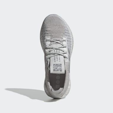 Women's Running Grey Pulseboost HD LTD Shoes