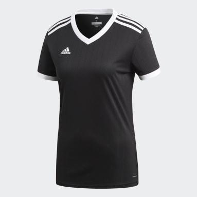 Women Soccer Black Tabela 18 Jersey