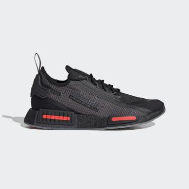 Originals สีดำ รองเท้า NMD_R1 Spectoo
