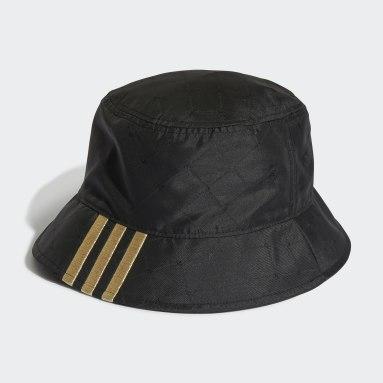 Cappello Bucket Nero Originals