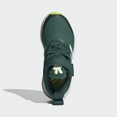 Børn Fitness Og Træning Grøn Disney Mickey FortaRun sko