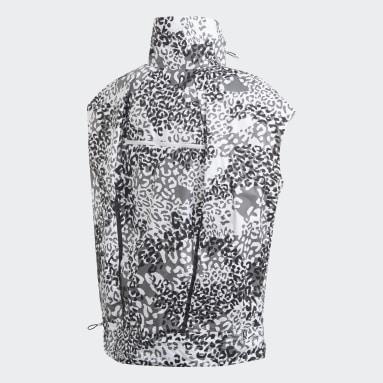 Gilet sans manches TruePace WIND.RDY Blanc Femmes adidas by Stella McCartney