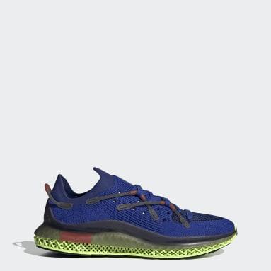 ผู้ชาย Originals สีน้ำเงิน รองเท้า 4D Fusio