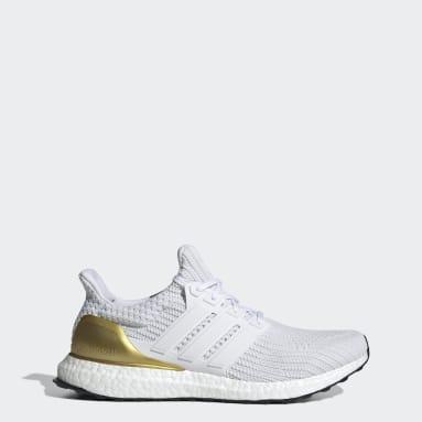 Men Sportswear White Ultraboost 4.0 DNA Shoes