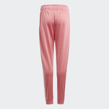Track pants adicolor SST Rosa Bambini Originals