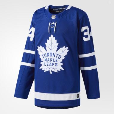 Hockey Blue Maple Leafs Matthews Home Authentic Pro Jersey