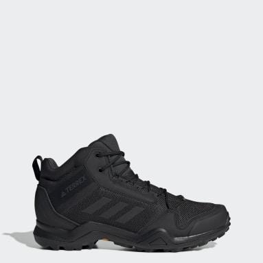 Sapatos de Caminhada AX3 Mid GORE-TEX TERREX Preto TERREX