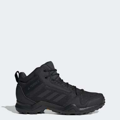 TERREX Black Terrex AX3 Mid GORE-TEX Hiking Shoes