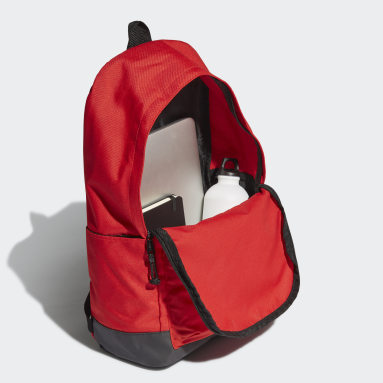 Sport Inspired Red Classic Backpack