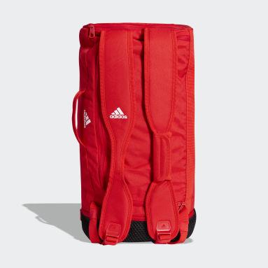 Bolso deportivo River Plate Rojo Fútbol