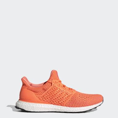 วิ่ง สีส้ม รองเท้า Ultraboost Clima DNA