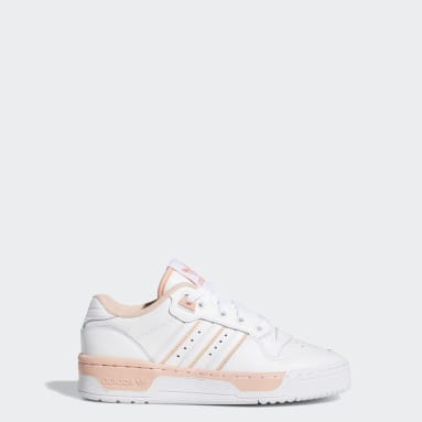 Youth Originals White Rivalry Low Shoes