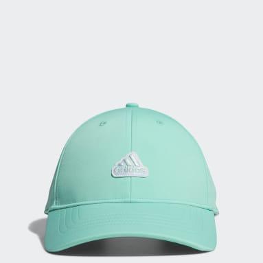 Women Golf Turquoise Color Cap