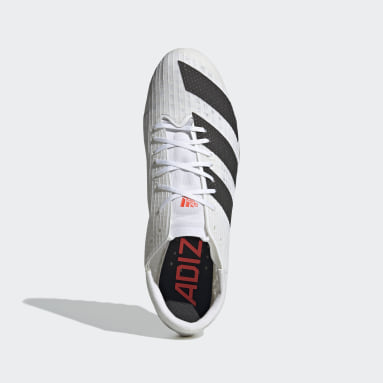 Sapatos de Bicos Adizero Finesse Tokyo Branco Homem Atletismo