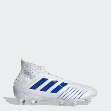 белый Футбольные бутсы Predator 19+ SG