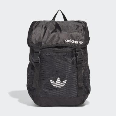 Kids Originals Black adidas Adventurer Toploader Backpack Small