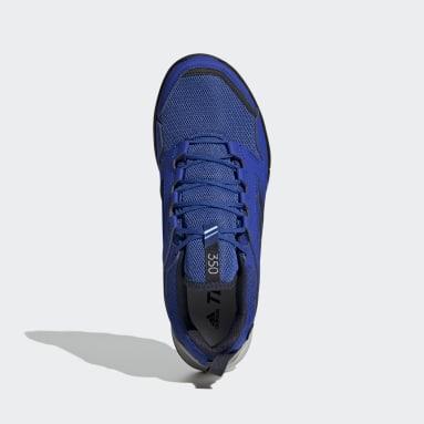 Men's TERREX Blue Terrex Agravic TR GORE-TEX Trail Running Shoes