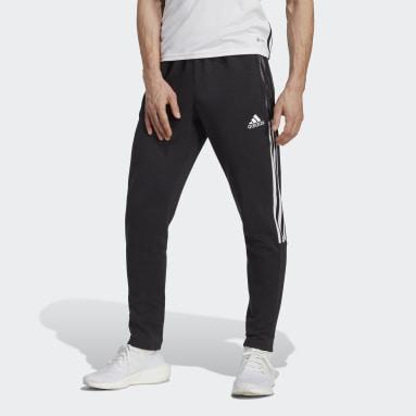 Mænd Fodbold Sort Tiro 21 joggingbukser