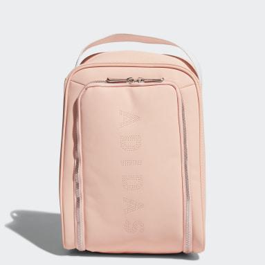 Women Golf Pink Shoe Bag