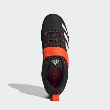 Powerlift 4 Weightlifting Shoes Czerń