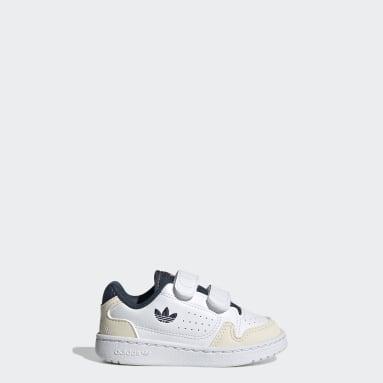 Infants Originals สีขาว รองเท้า NY 90