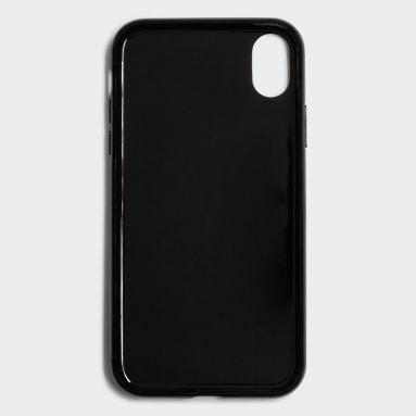 Originals Black Snap Case Flower iPhone XR