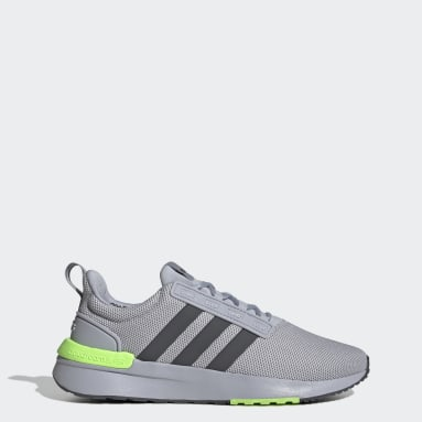 Sport Inspired Grey Racer TR21 Shoes