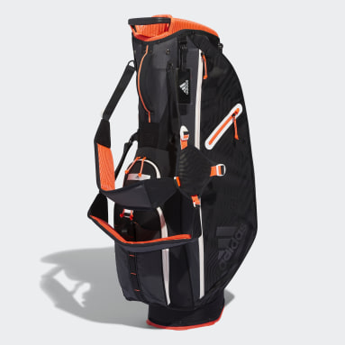 Golf Black Sports Lightweight Standable Caddy Bag