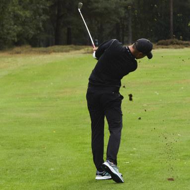 Golf šedá Boty EQT Spikeless Wide Golf