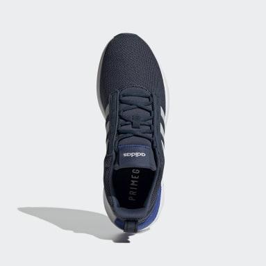 Tenis Racer TR21 Azul Hombre Essentials