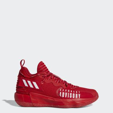 Basketball Red Dame 7 EXTPLY Shoes