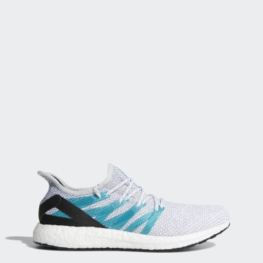 Men's Running White SPEEDFACTORY AM4LDN Shoes