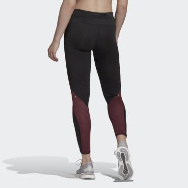 Frauen HIIT Fast Running Primeblue Tight Schwarz