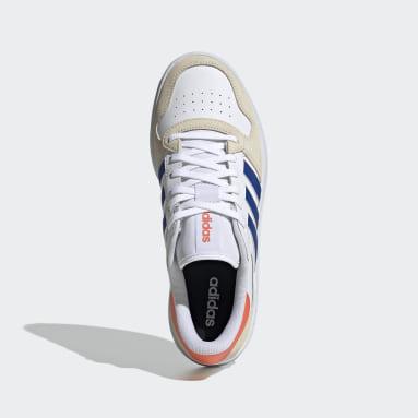 Erkek Sport Inspired Beyaz Breaknet Plus Ayakkabı