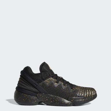 Tenis Donovan Mitchell D.O.N. Issue #2 Negro Basketball