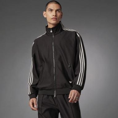 Veste de survêtement Blue Version Beckenbauer noir Hommes Originals